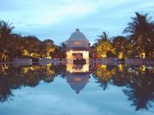 Не смотря на низкую стоимость тура, в Камбоджа есть очень хорошие отели