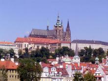 Красавица Прага всегда рада гостям со всего мира.