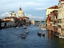 Достопримечательности Венеции. Грнд Канал
