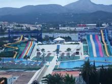 Разнообразные водные развлечения в отеле The Club Mac Alcudia