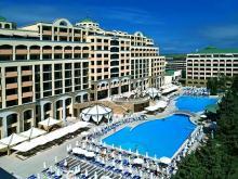 Один из лучших отелей Болгарии Sol Nessebar Palace