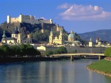 Зальцбург это не просто красиво, это очень красиво