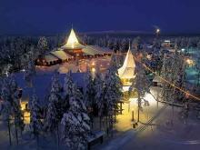 Зимний отдых в Финляндии, это настоящая сказка