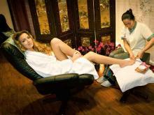 Знаменитый Тайский массаж, одно из удовольствий во время отдыха в Тайланде