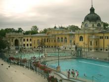 Знаменитые и любимые туристами венгерские термы
